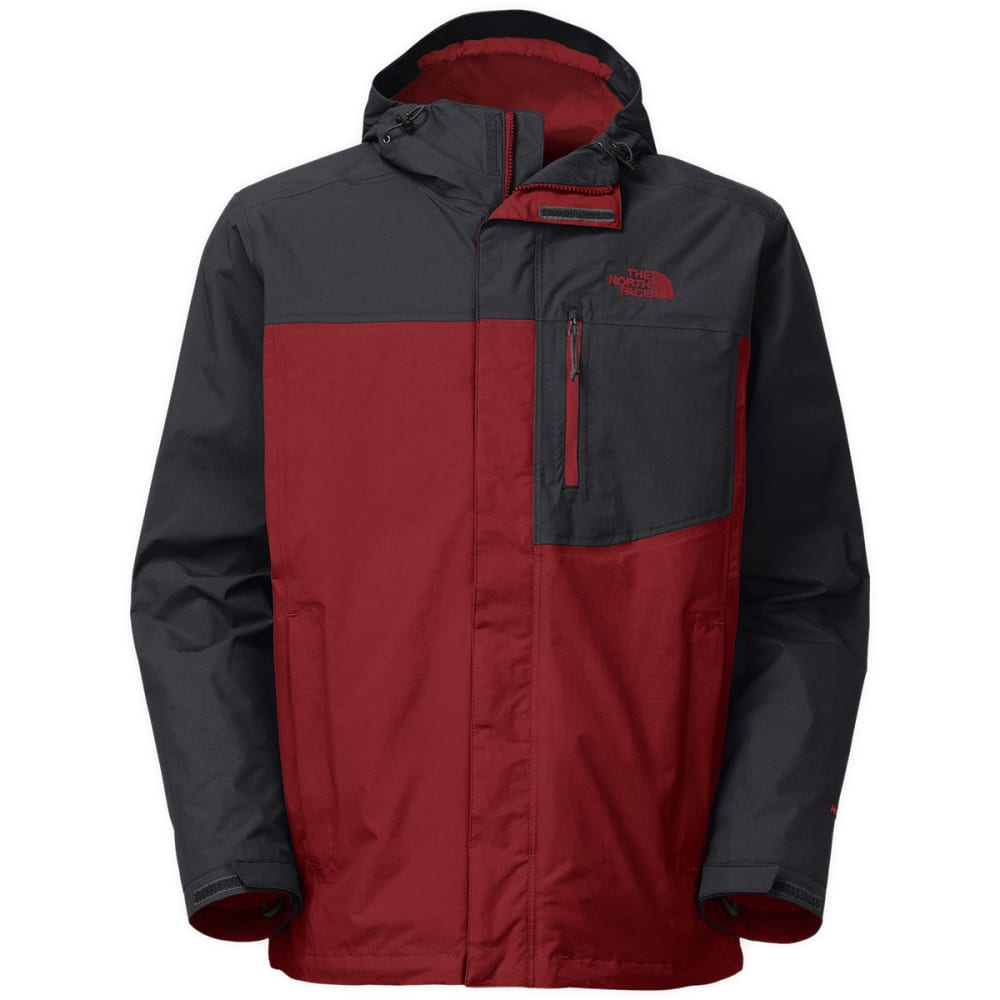 THE NORTH FACE Men's Atlas Triclimate Jacket - 87D-CARDINAL RED