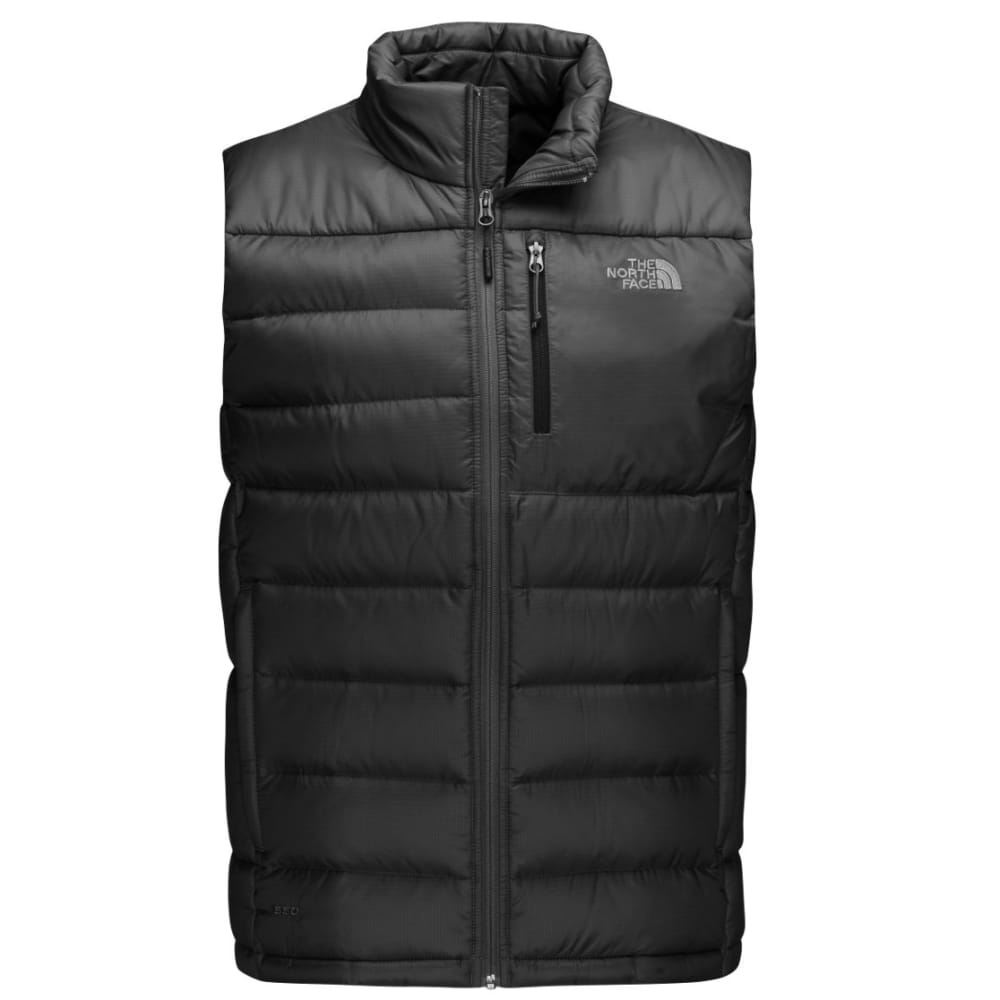 THE NORTH FACE Men's Aconcagua Vest - JK3-TNF BLACK