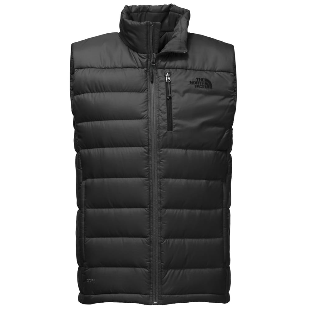 THE NORTH FACE Men's Aconcagua Vest - 0C5-ASPHALT GREY