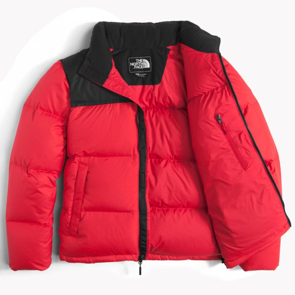 THE NORTH FACE Men's Novelty Nuptse Jacket - KZ3-TNF RED