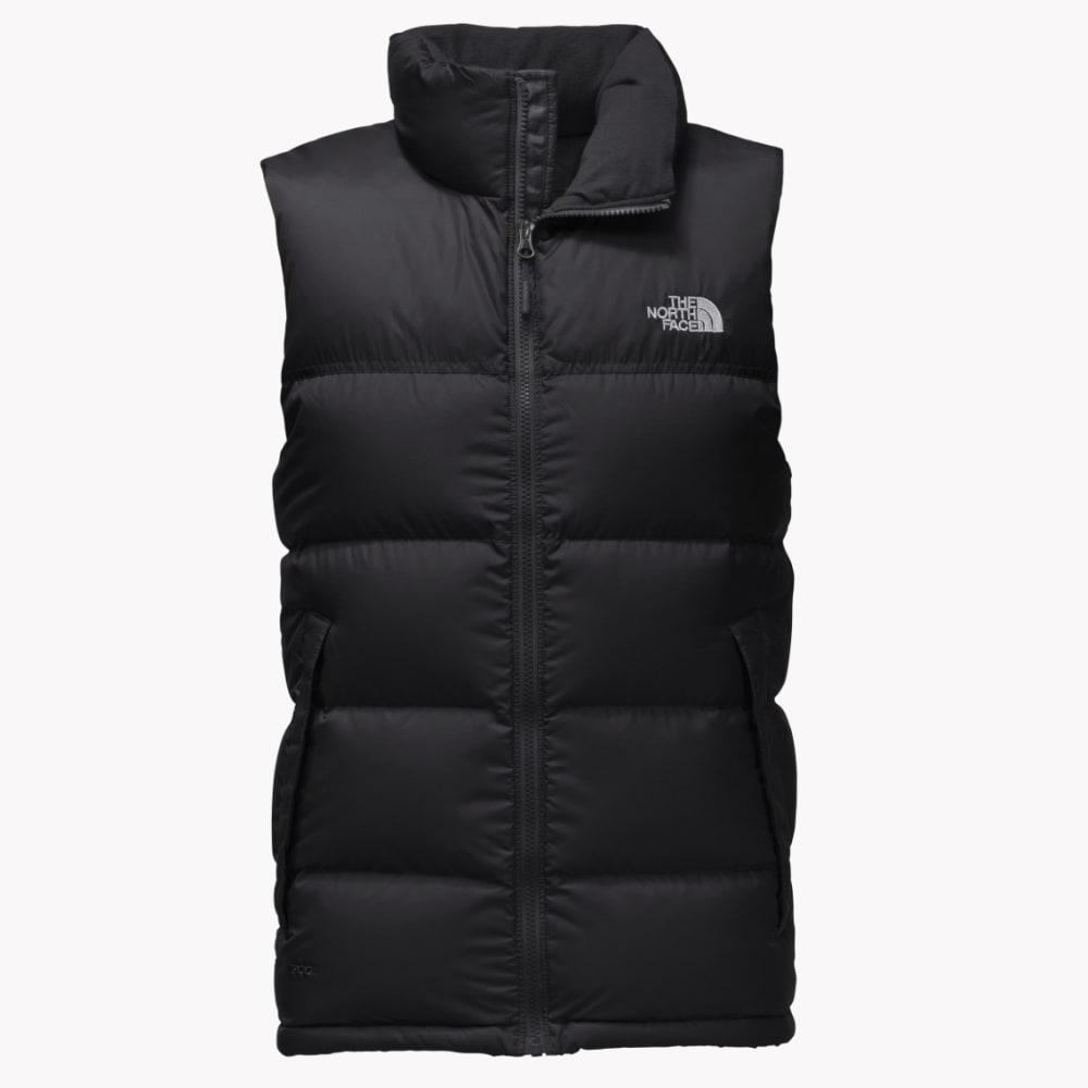 THE NORTH FACE Men's Novelty Nuptse Vest - KX7-TNF BLACK
