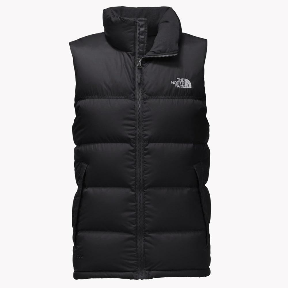 THE NORTH FACE Men's Novelty Nuptse Vest - KX7-TNF BLACK