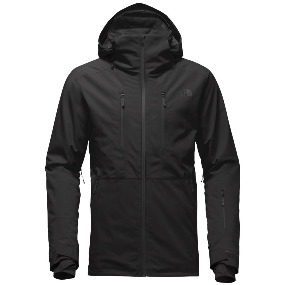 THE NORTH FACE Men's Anonym Jacket - JK3-TNF BLACK