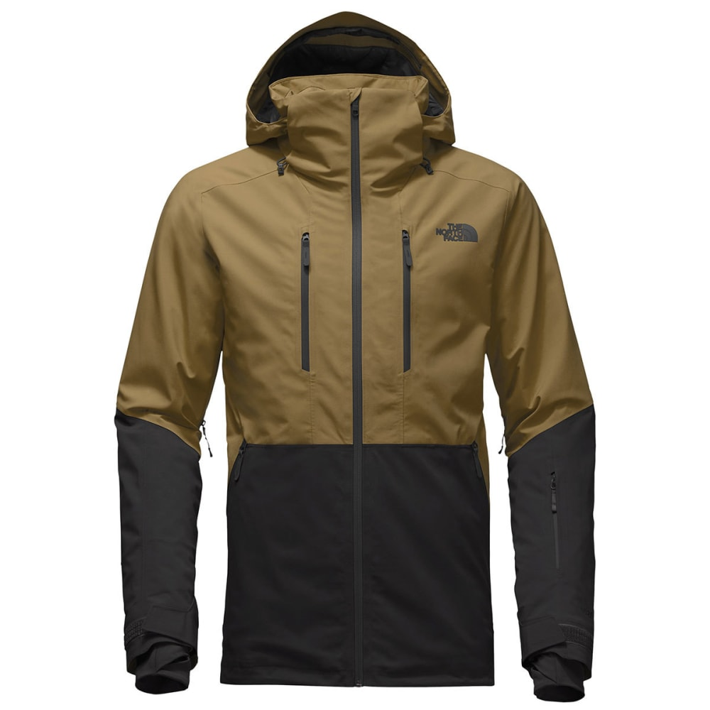 THE NORTH FACE Men's Anonym Jacket - N1X-MILITARY GREEN