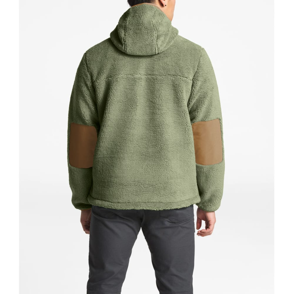 THE NORTH FACE Men's Campshire Pullover Hoodie - 6GX FOUR LEAF CLOVER