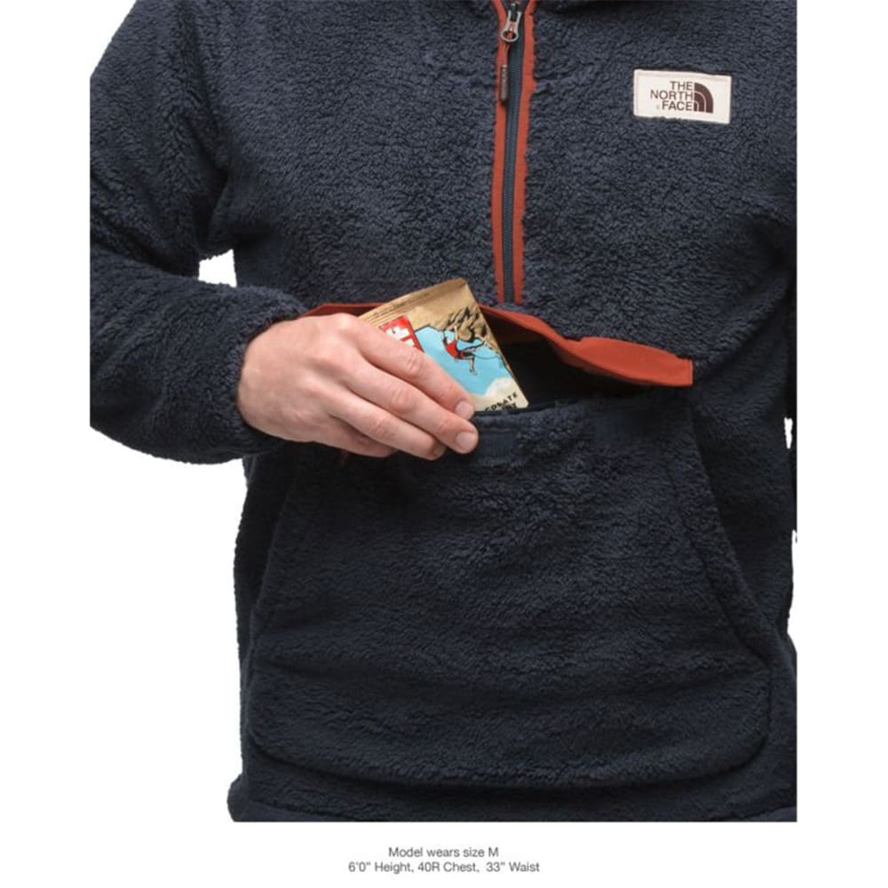 THE NORTH FACE Men's Campshire Pullover Hoodie - WSL-URBAN NAVY