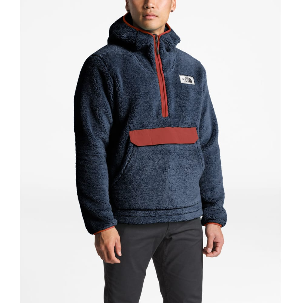 THE NORTH FACE Men's Campshire Pullover Hoodie - 8YR URBAN NAVY