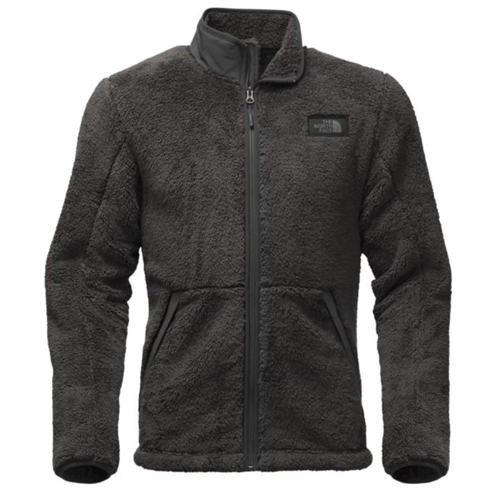 THE NORTH FACE Men's Campshire Full-Zip Fleece - 0C5-ASPHALT GREY