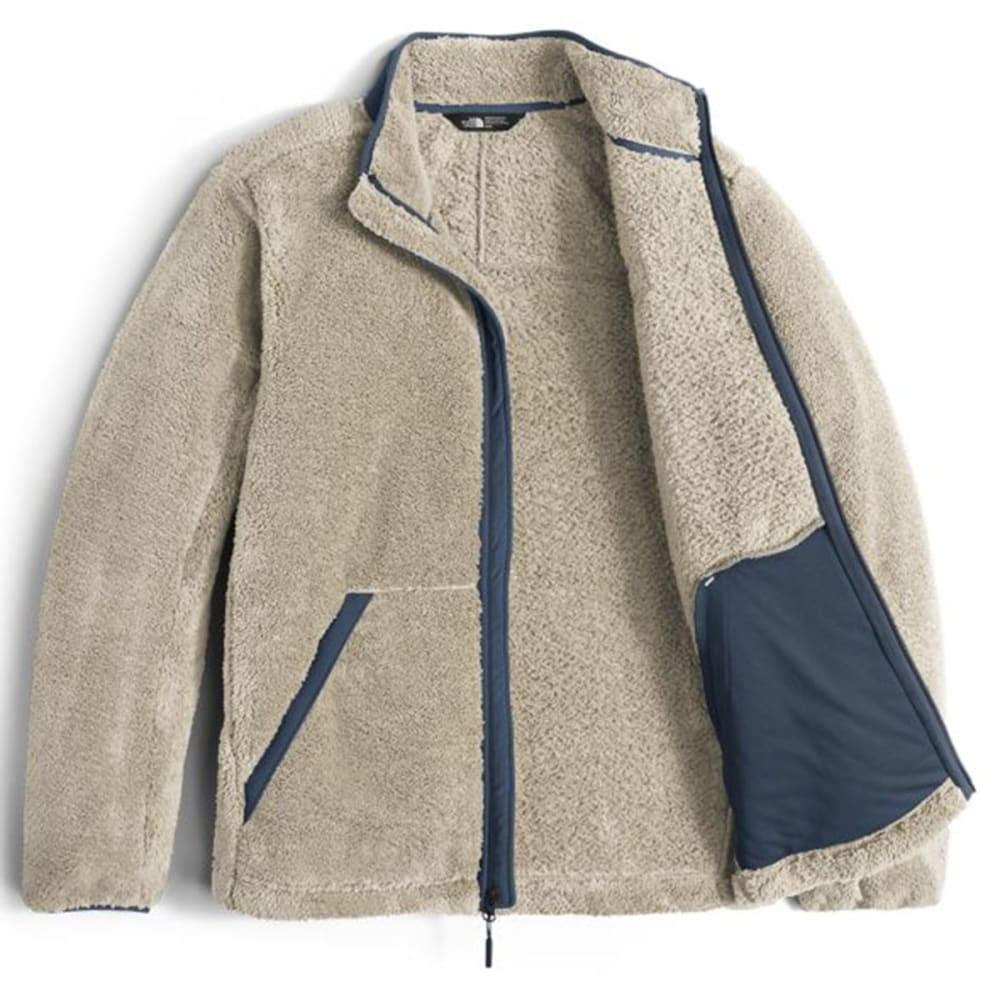 THE NORTH FACE Men's Campshire Full-Zip Fleece - PLW-GRANITE BLUF TAN