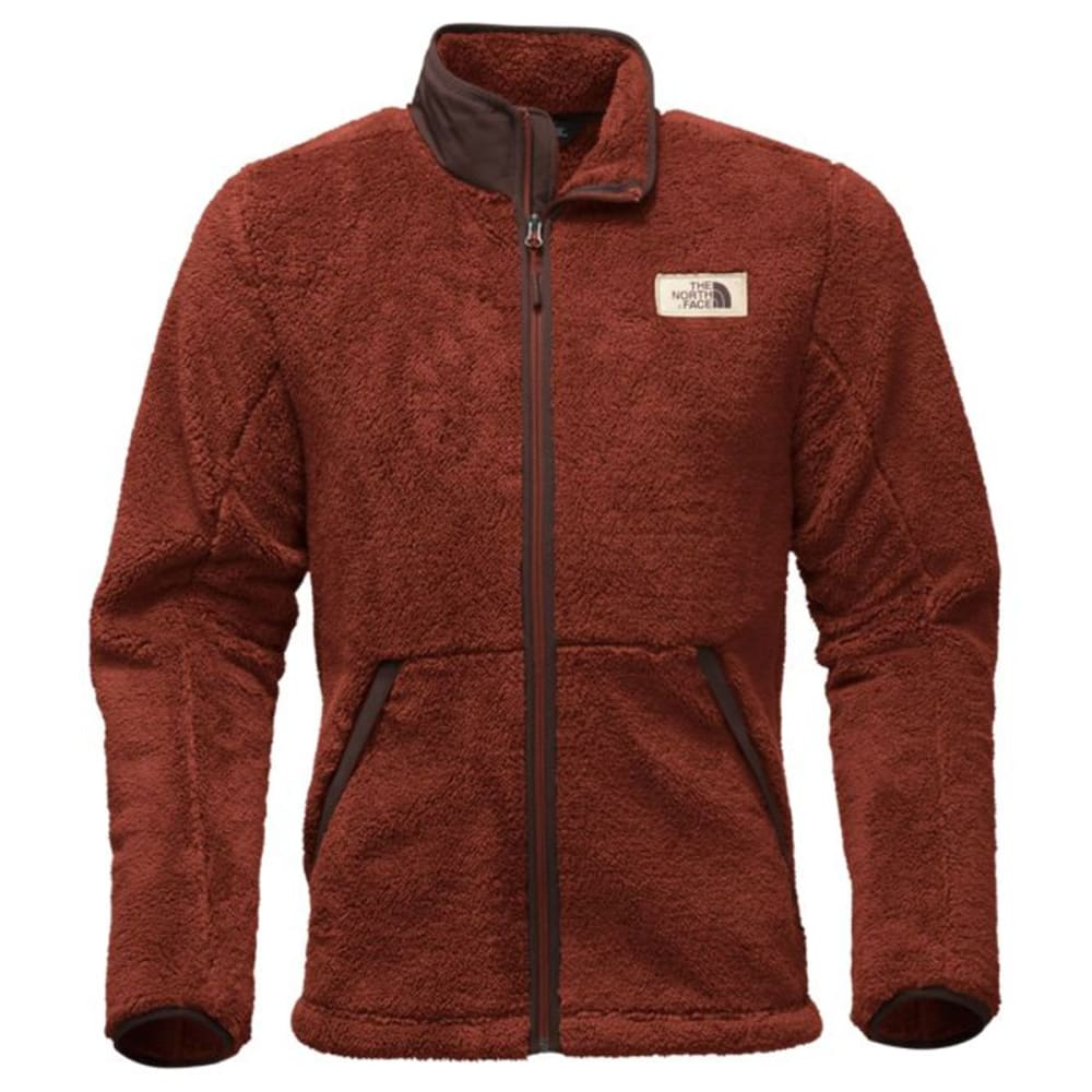THE NORTH FACE Men's Campshire Full-Zip Fleece - UBC-BRANDY BROWN