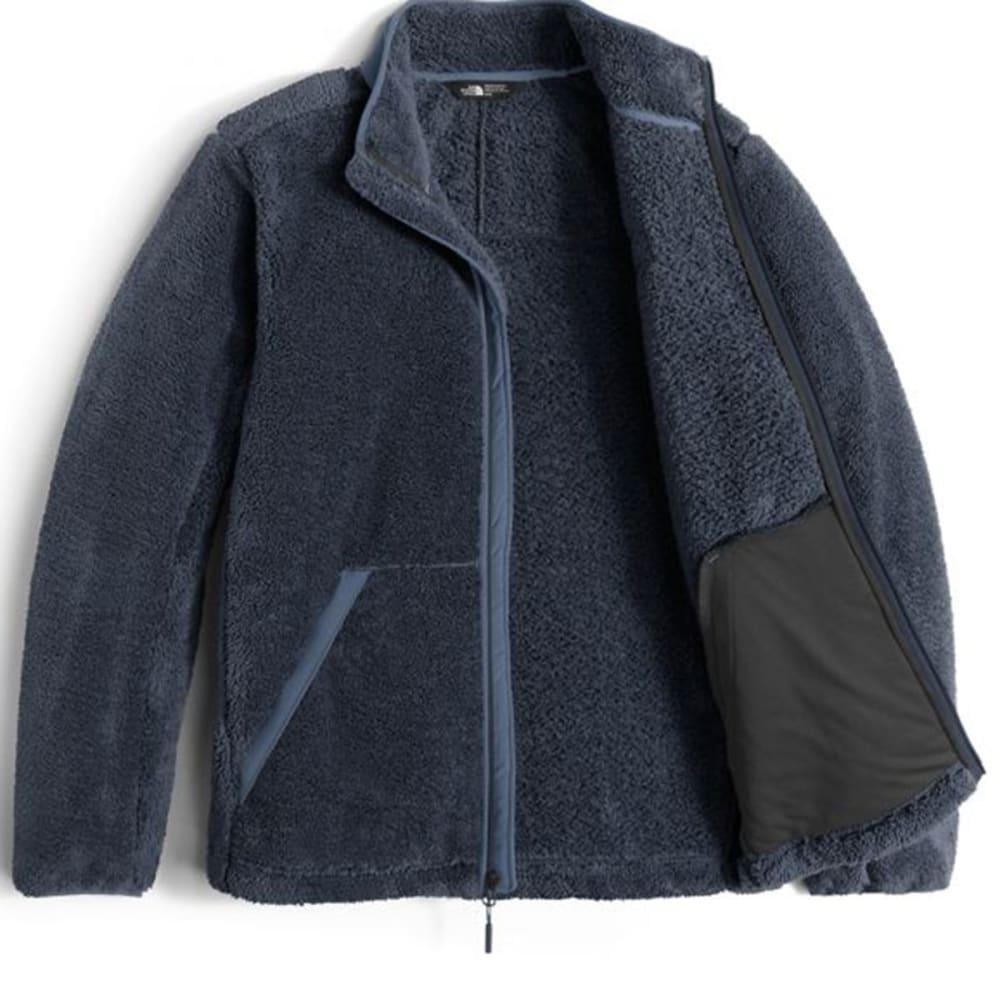 THE NORTH FACE Men's Campshire Full-Zip Fleece - H2G-URBAN NAVY
