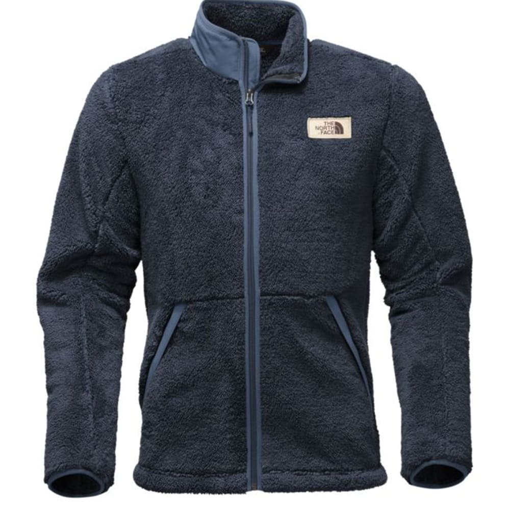 THE NORTH FACE Men's Campshire Full-Zip Fleece - H2G-URBAN NAVY