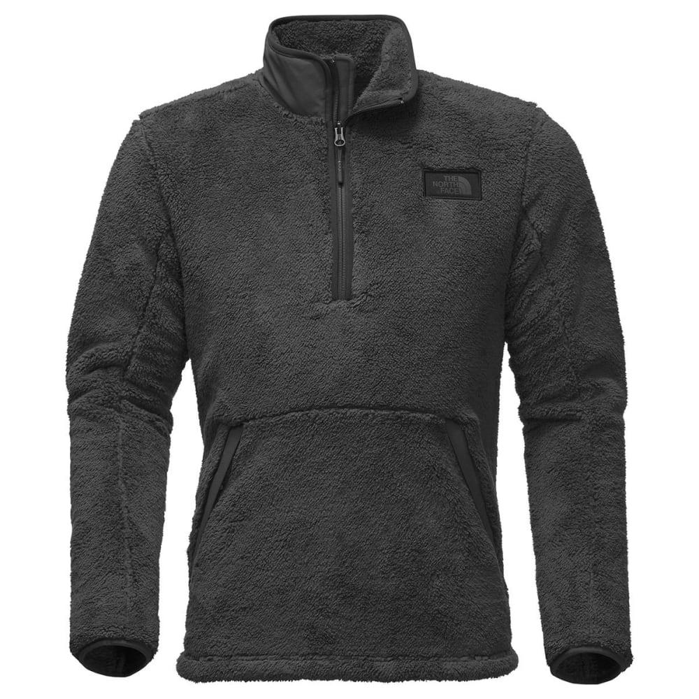 THE NORTH FACE Men's Campshire 1/2-Zip Fleece Pullover - 0C5-ASPHALT GREY