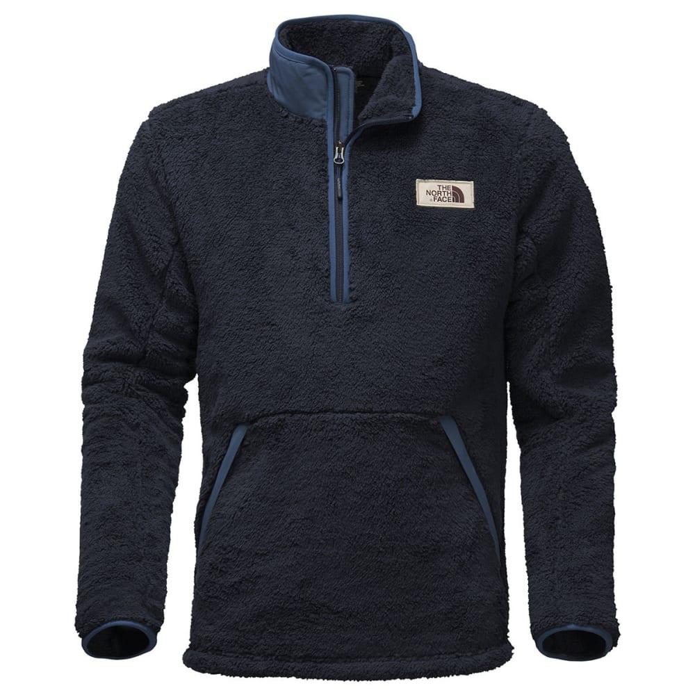THE NORTH FACE Men's Campshire 1/2-Zip Fleece Pullover - H2G-URBAN NAVY
