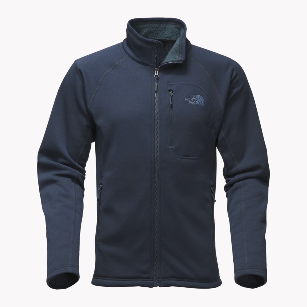 THE NORTH FACE Men's Timber Full Zip Jacket - H2G-URBAN NAVY