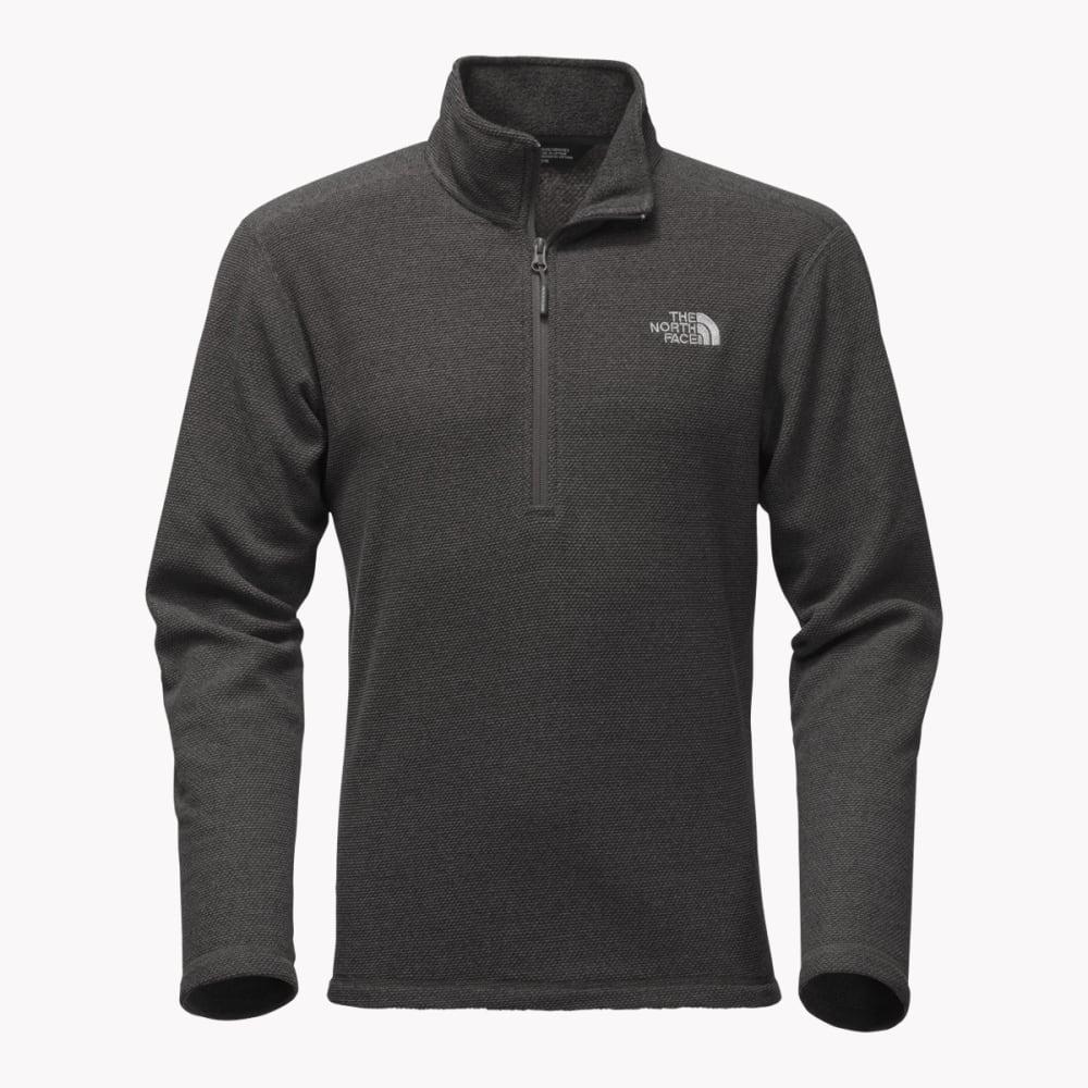 THE NORTH FACE Men's Texture Cap Rock Full Zip Jacket - QFS-ASHPALT GREY TX