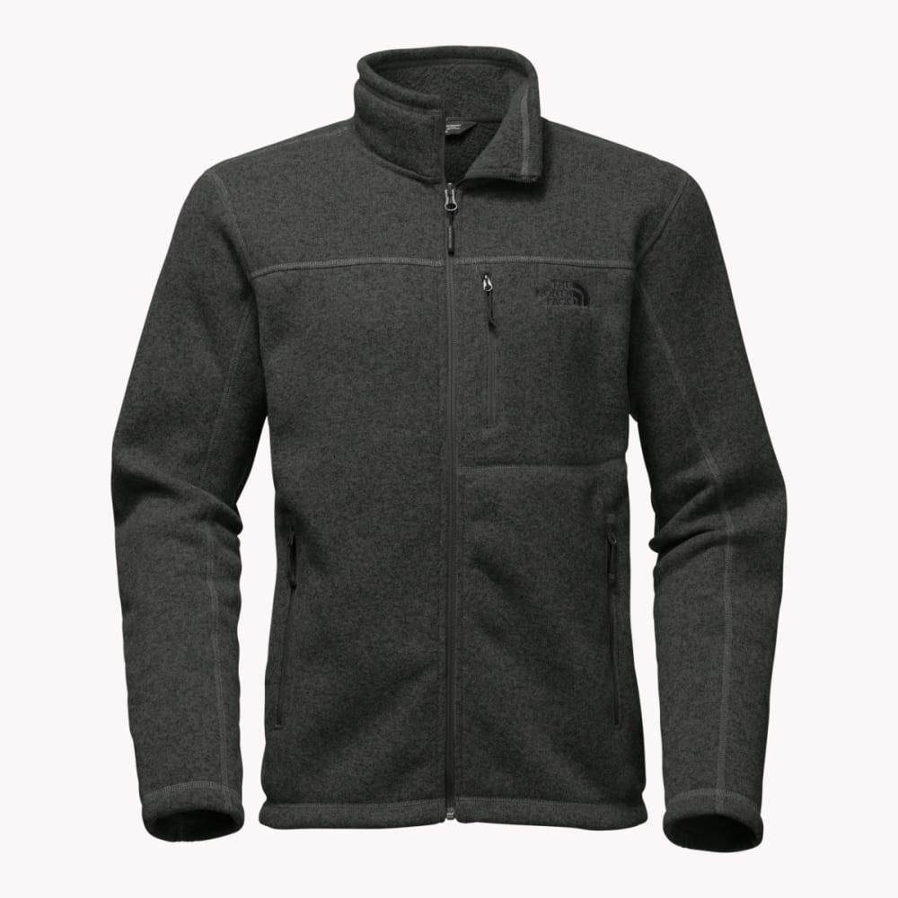 THE NORTH FACE Men's Gordon Lyons Full Zip Jacket - DYZ-TNF DARK GRY HTR