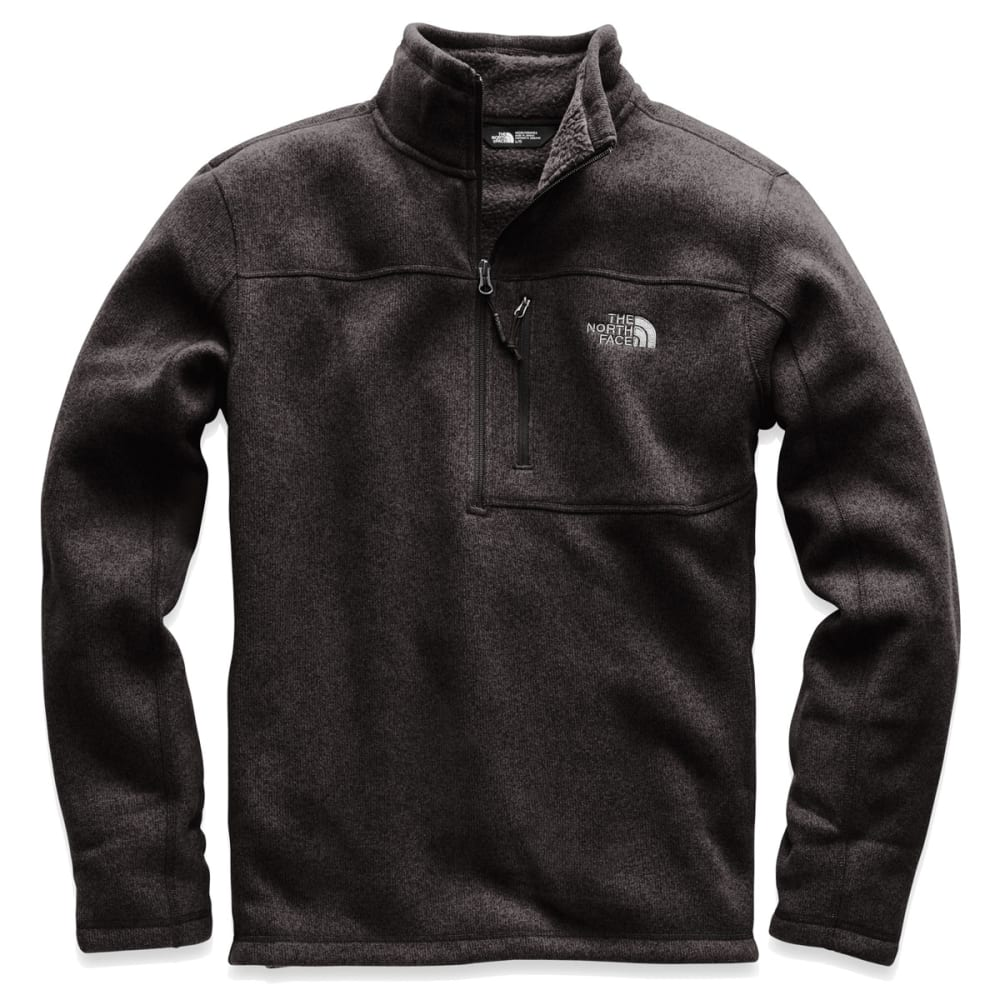The North Face Men's Gordon Lyons Quarter Zip Sweater S
