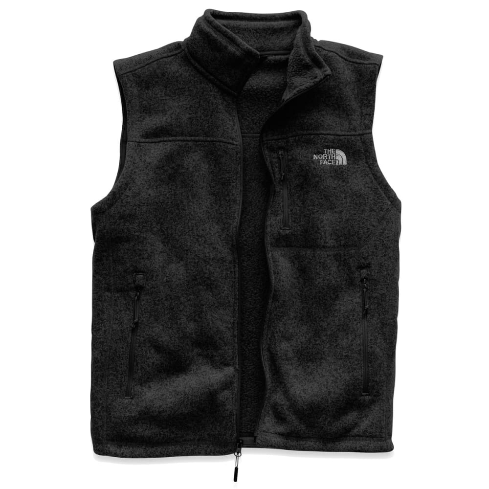 THE NORTH FACE Men's Gordon Lyons Vest - KS7-TNF BLACK HEATHE