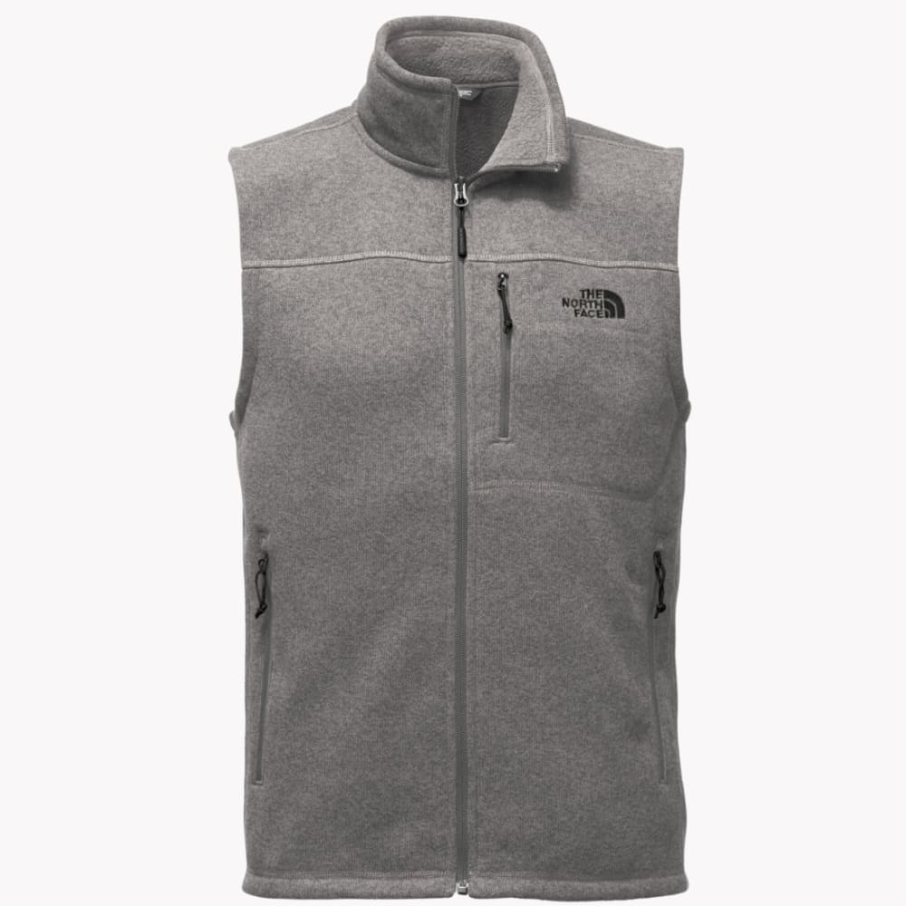 THE NORTH FACE Men's Gordon Lyons Vest - DYY-TNF MEDIUM GREY
