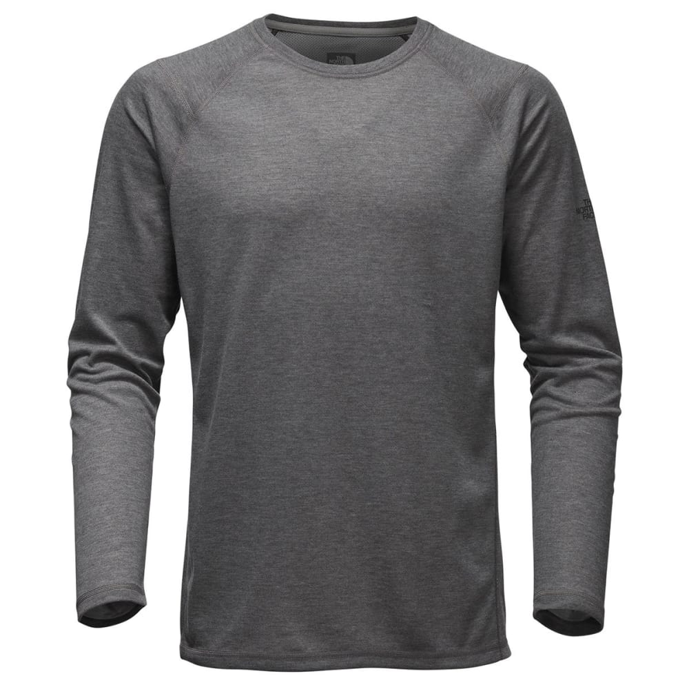 The North Face Men's Plaited Crag Long-Sleeve Crew Shirt - Size S