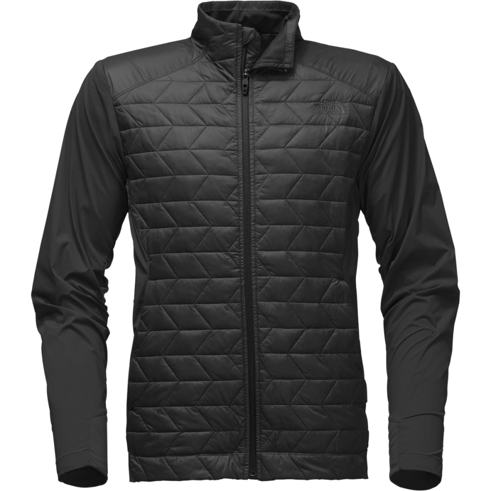 THE NORTH FACE Men's Thermoball Active Jacket - JK3- TNF BLACK