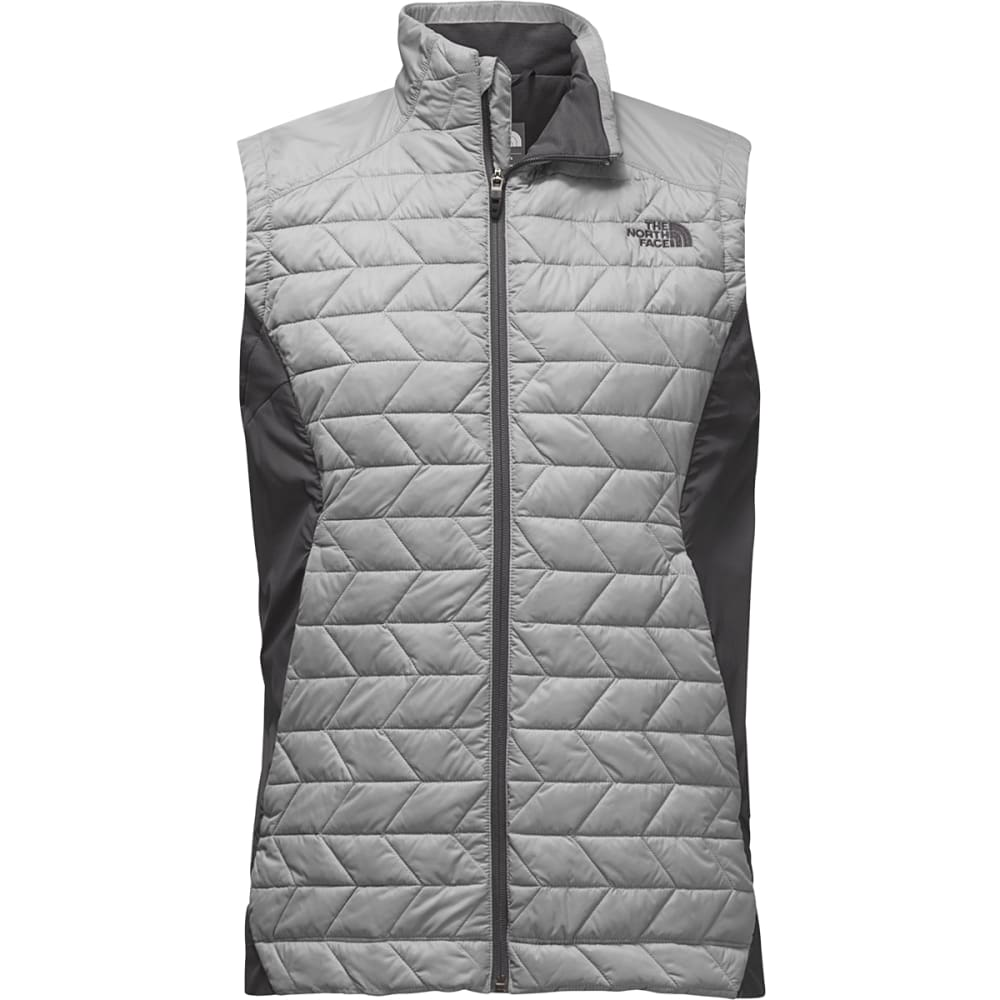 THE NORTH FACE Men's Thermoball Active Vest - K9B-MONUMENT GRY