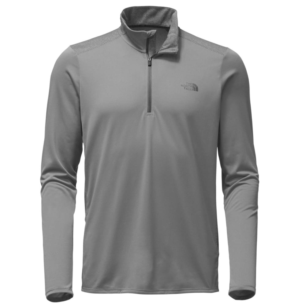 THE NORTH FACE Men's Versitas 1/4 Zip - V3T-MID GREY
