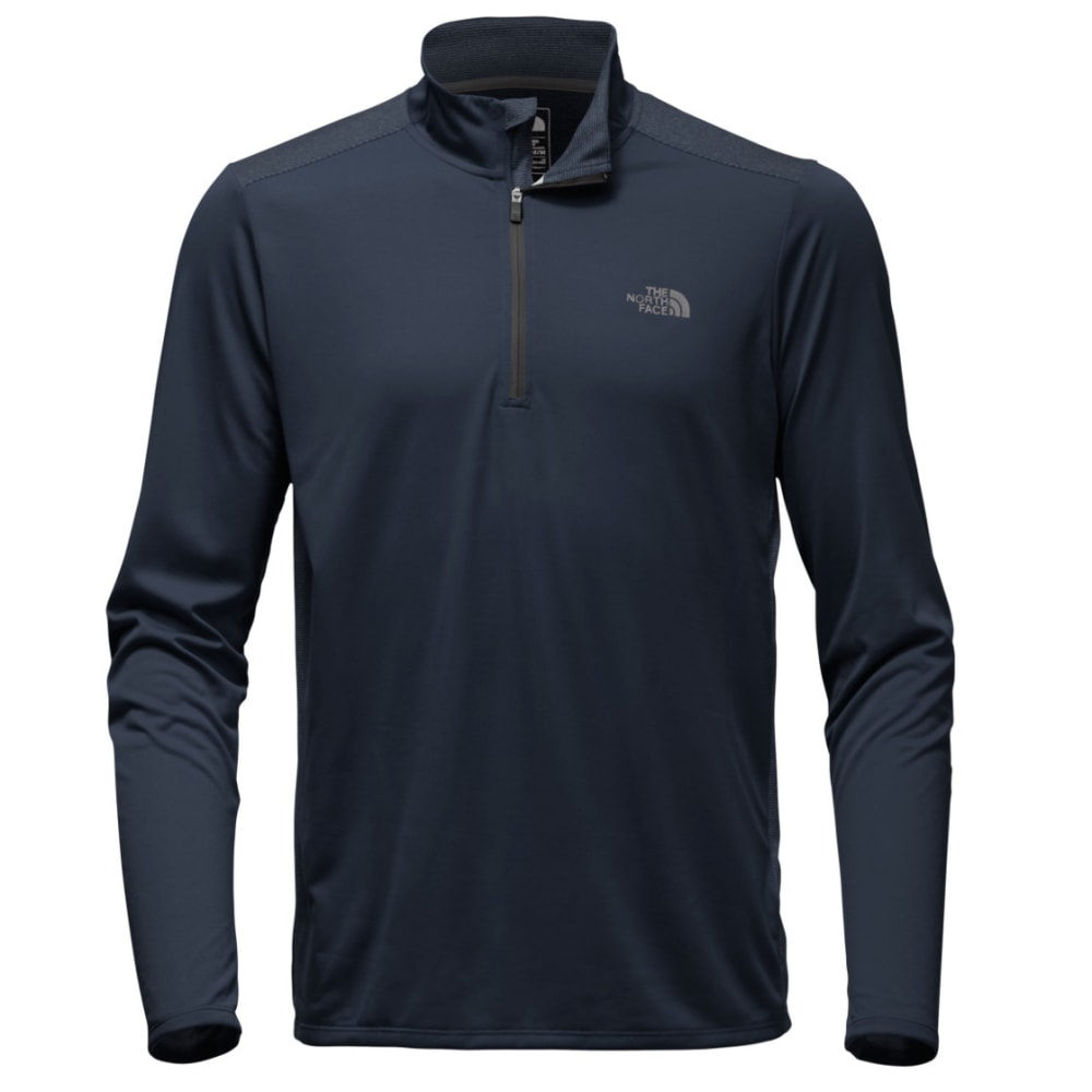 THE NORTH FACE Men's Versitas 1/4 Zip - H2G-URBAN NAVY