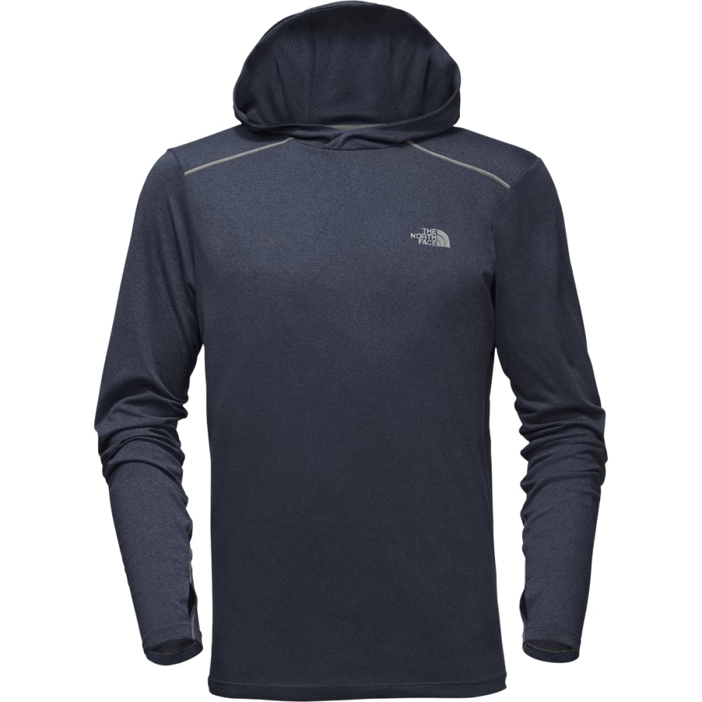 THE NORTH FACE Men's Reactor Hoodie - AVM-URBAN NAVY HEATH