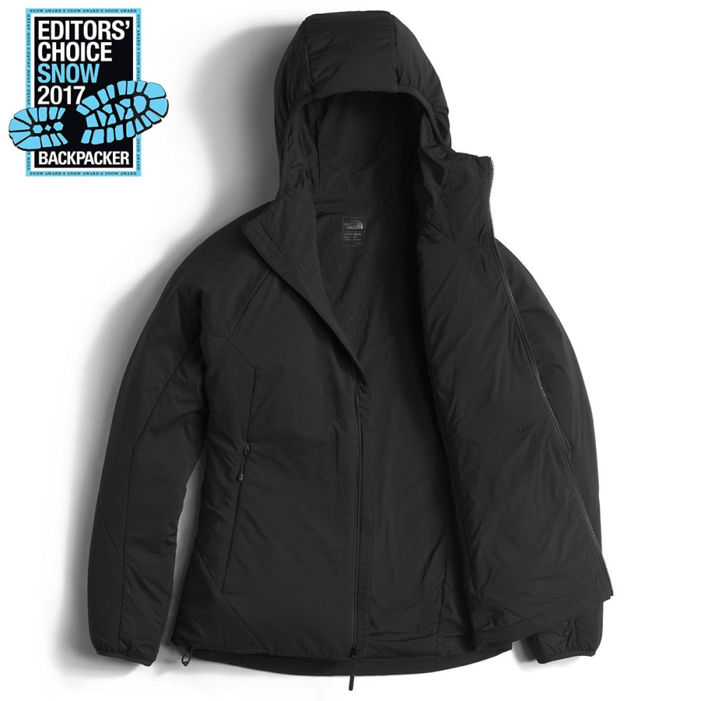 THE NORTH FACE Women's Ventrix Hoodie Jacket - KX7-TNF BLACK