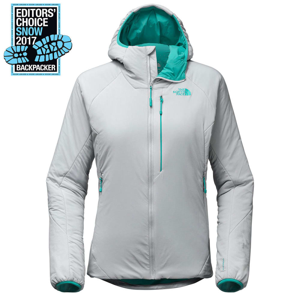 THE NORTH FACE Women's Ventrix Hoodie Jacket - ZQQ-HI RISE GREY