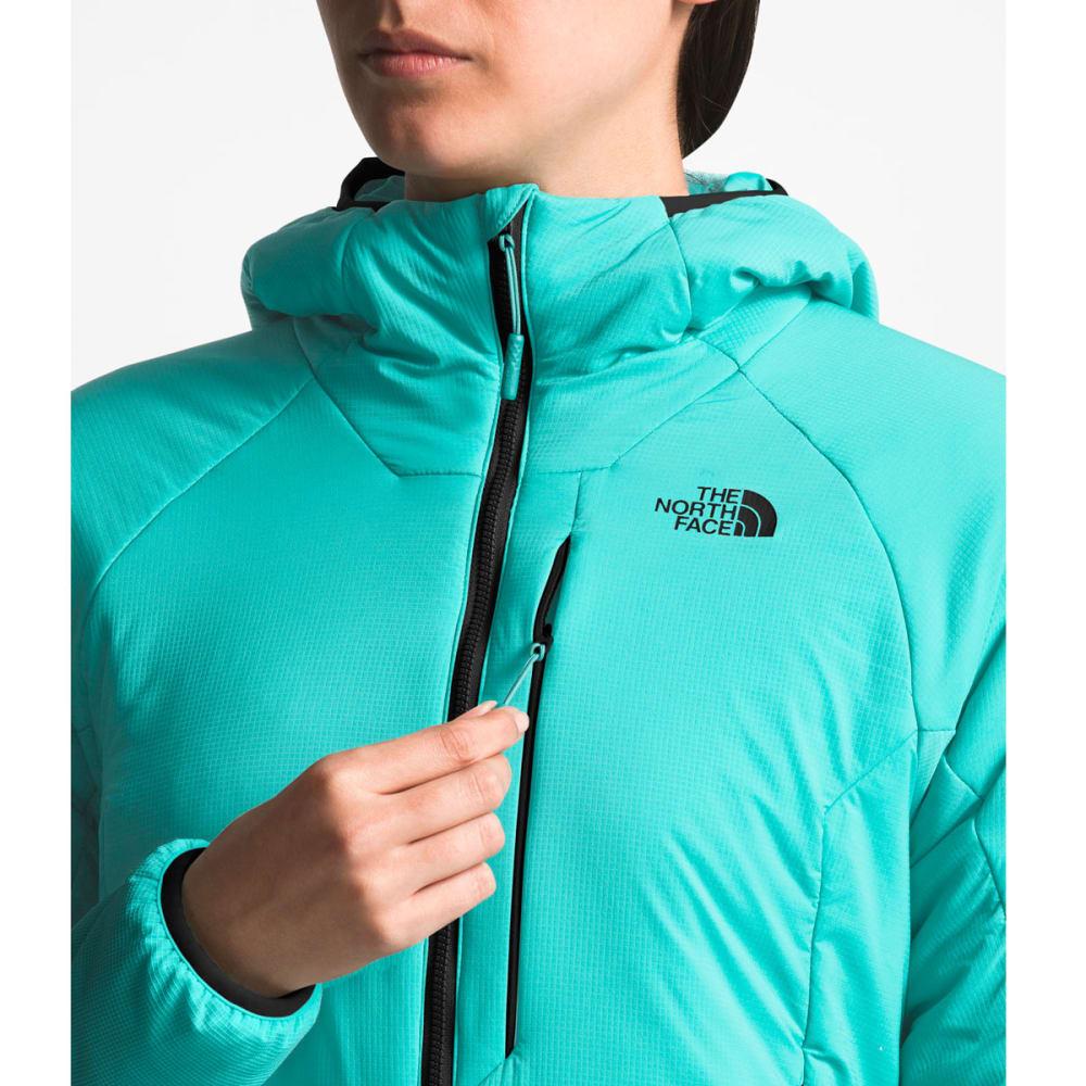 THE NORTH FACE Women's Ventrix Hoodie Jacket - 7YB-TRANSARCTIC BLUE