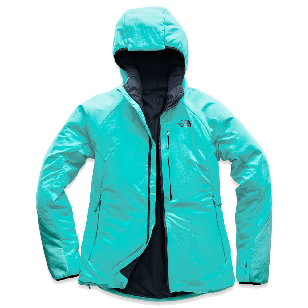 THE NORTH FACE Women's Ventrix Hoodie Jacket - 7YB-TRANSARCTIC BLUE