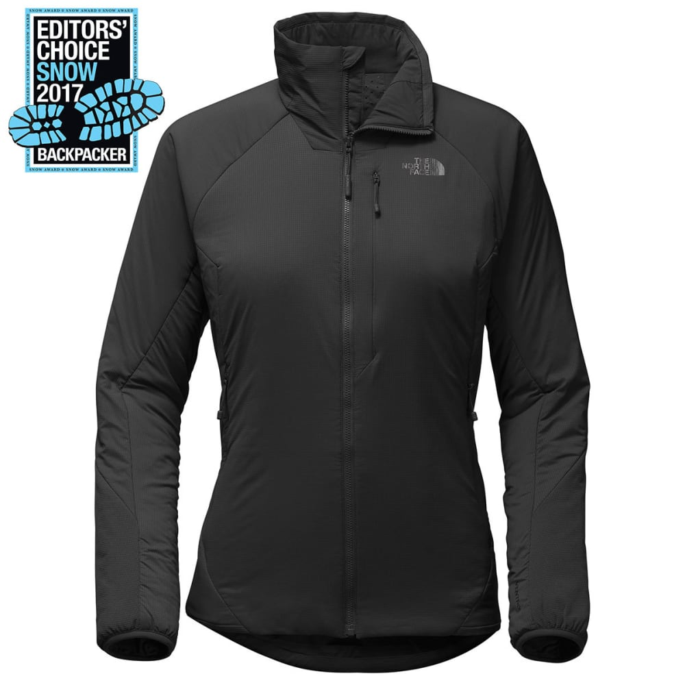 THE NORTH FACE Women's Ventrix Jacket - KX7-TNF BLACK