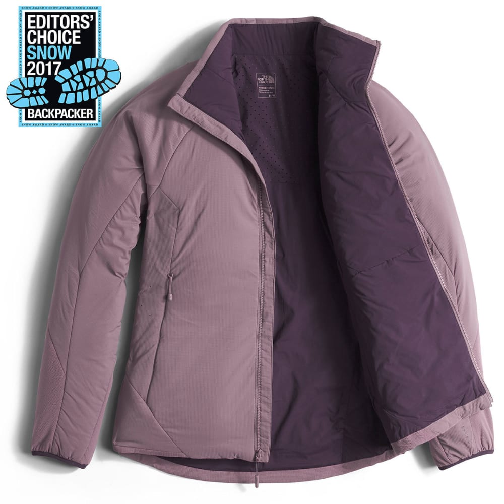THE NORTH FACE Women's Ventrix Jacket - WEC-BLACK PLUM