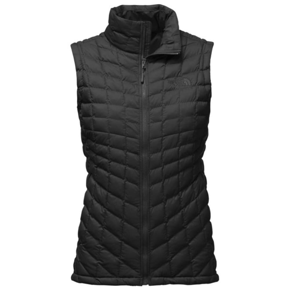 THE NORTH FACE Women's Thermoball Vest - XYM-TNF BLACK MATTE