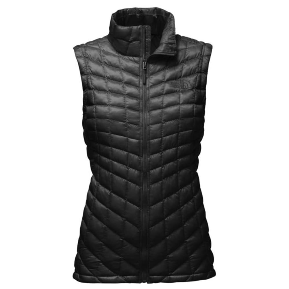 THE NORTH FACE Women's Thermoball Vest - JK3-TNF BLACK