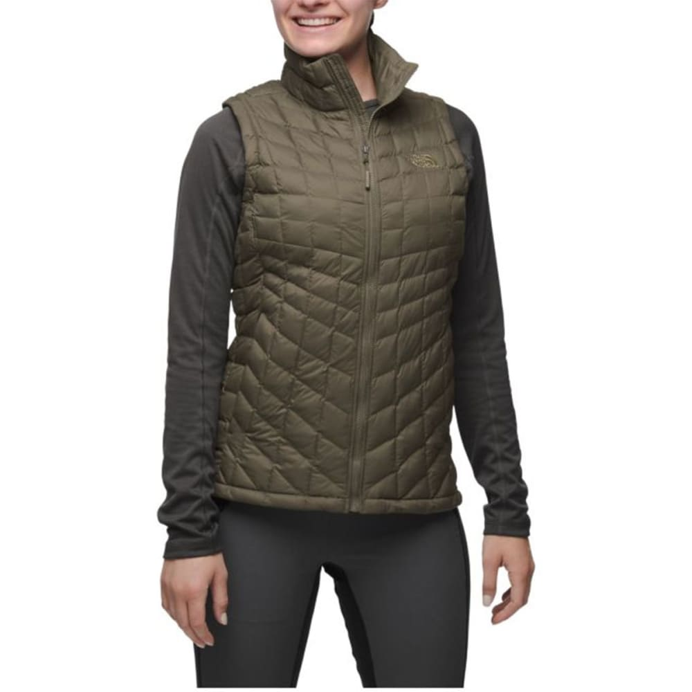 THE NORTH FACE Women's Thermoball Vest - XYW-NEW TAUPE GREEN