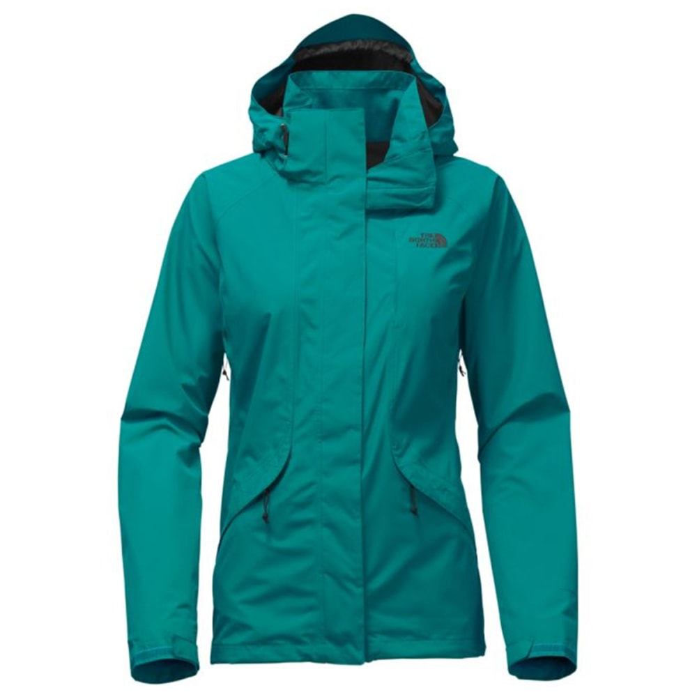 THE NORTH FACE Women's Boundary Triclimate Jacket - 2W9-HARBOR BLUE