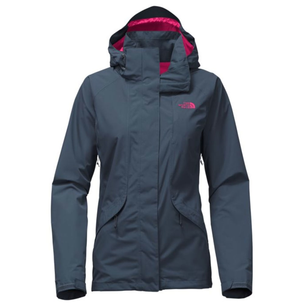 THE NORTH FACE Women's Boundary Triclimate Jacket - 40Q-INK BLUE