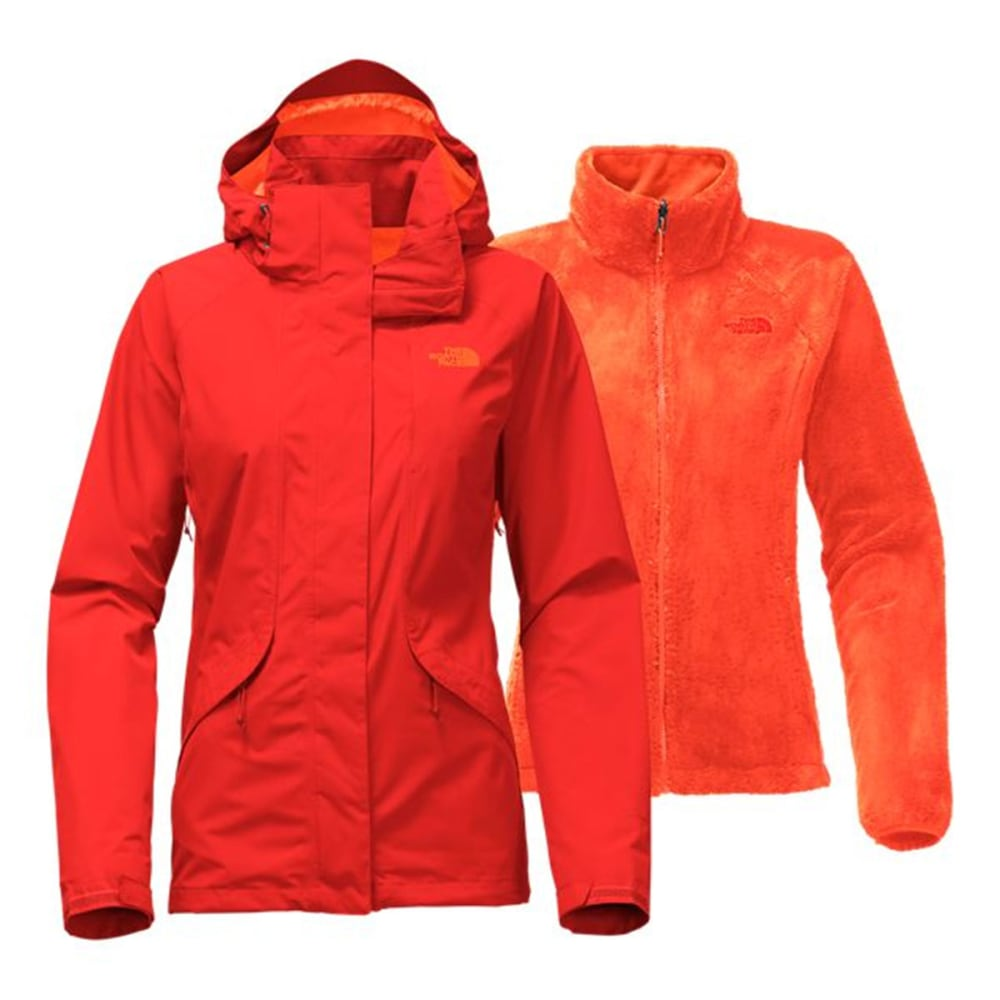 THE NORTH FACE Women's Boundary Triclimate Jacket XS