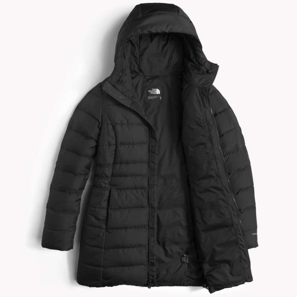 THE NORTH FACE Women's Gotham Parka II - JK3-TNF BLACK