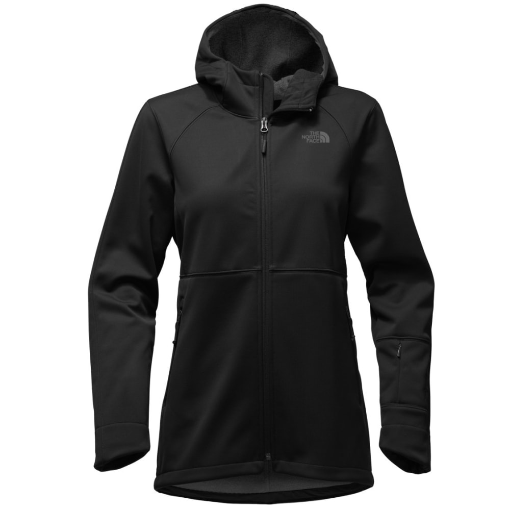 THE NORTH FACE Women's Apex Risor Hoodie - JK3-TNF BLACK