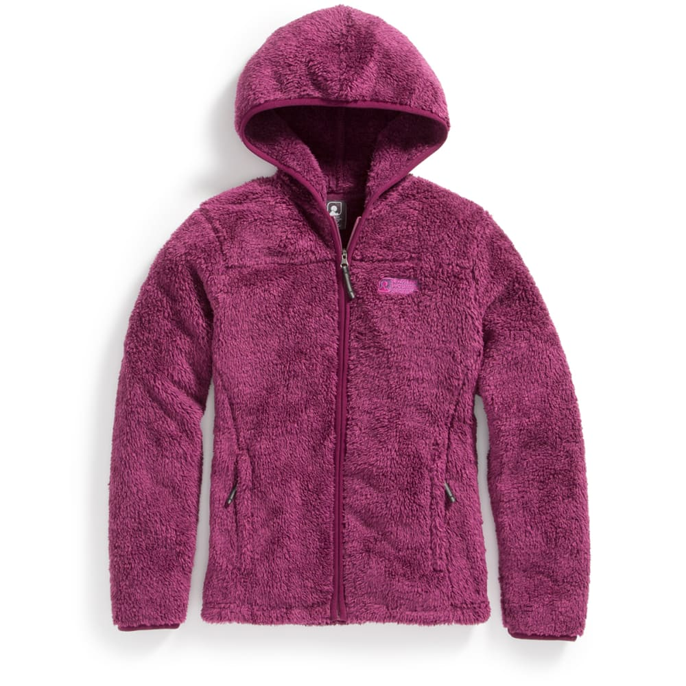 EMS® Girls' Twilight High-Pile Fleece - PICKLED BEET HEATHER