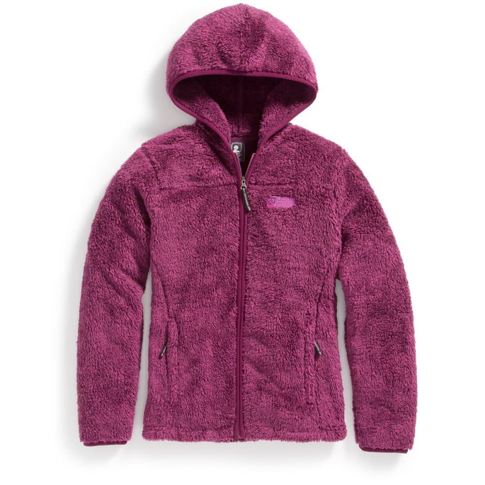 EMS Girls' Twilight High-Pile Fleece - PICKLED BEET HEATHER