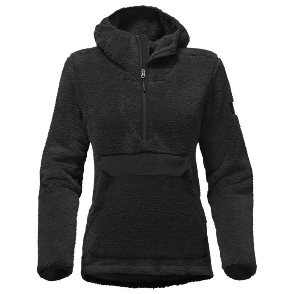 THE NORTH FACE Women's Campshire Pullover Hoodie - JK3- TNF BLACK