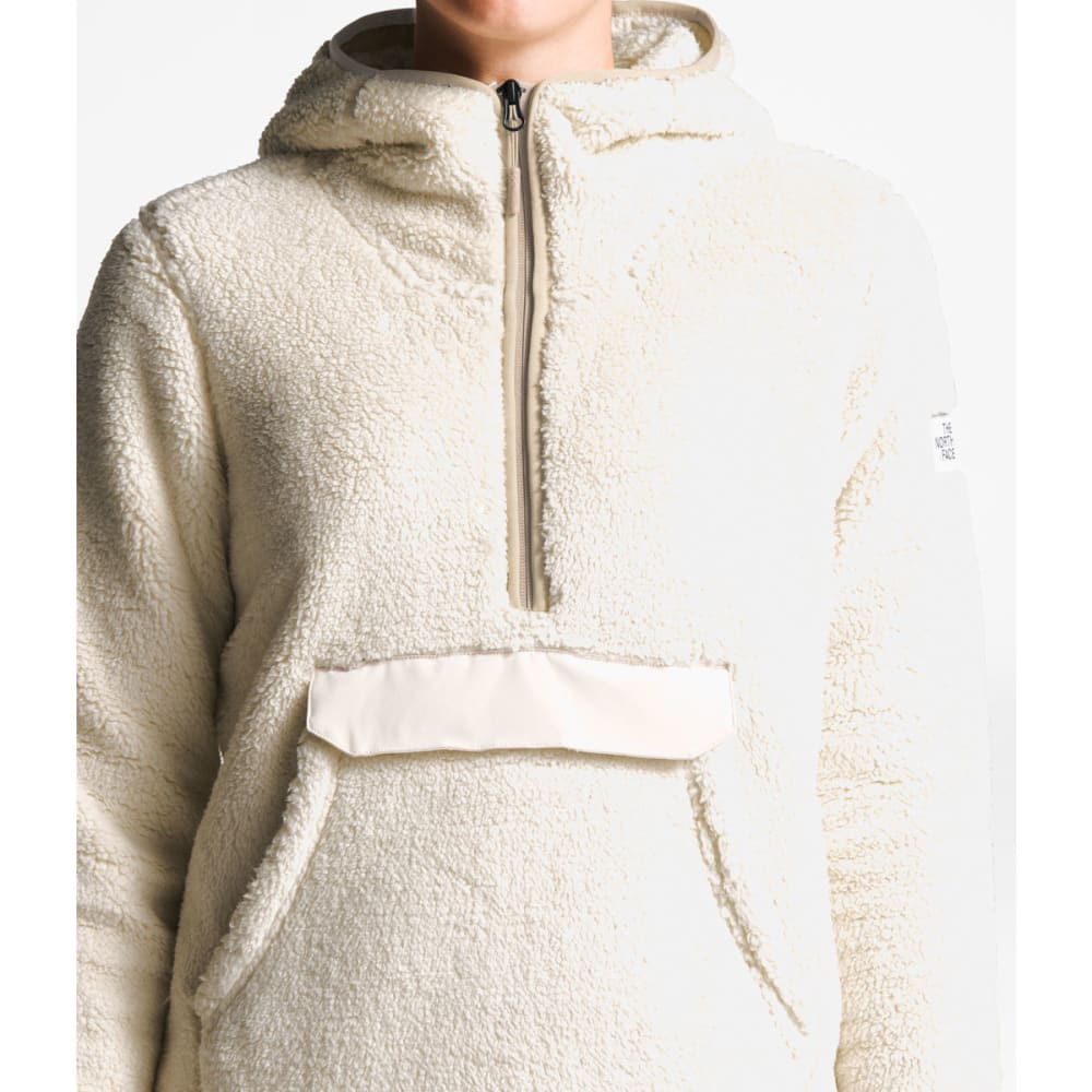 THE NORTH FACE Women's Campshire Pullover Hoodie - 4QM- VINTAGE WHITE