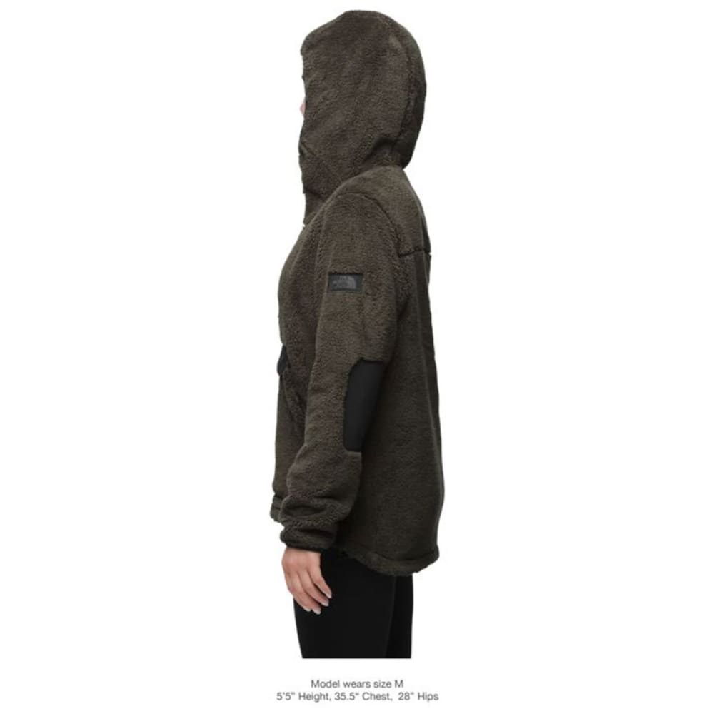THE NORTH FACE Women's Campshire Pullover Hoodie - 21L-NEW TAUPE GRN