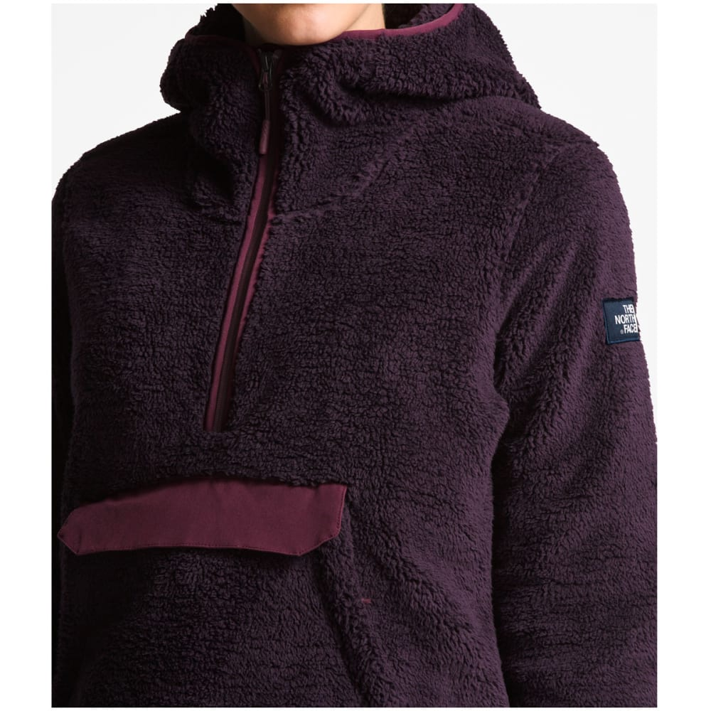 THE NORTH FACE Women's Campshire Pullover Hoodie - WUC-GALAXY PURPLE